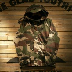 2013 autumn fashion street style men's clothing vintage Camouflage with a hood jacket outdoor jacket outerwear male $44.24