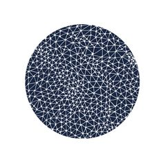 imaginary constellations no. 1 by milly of cutiepiecompany on etsy. #illustration #blue #geometric