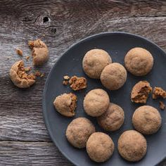 How to Make Soft and Crunchy Gingersnaps with the Same Dough | You can even bake both batches at once.