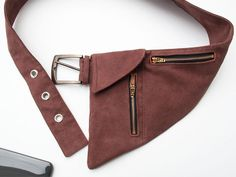 (9) Name: 'Sewing : Phone Belt Pocket Pattern or hipster bag