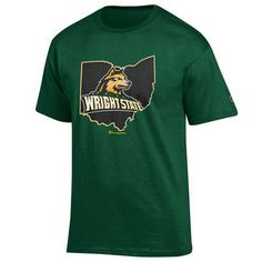 Wright State, Ohio t-shirt.