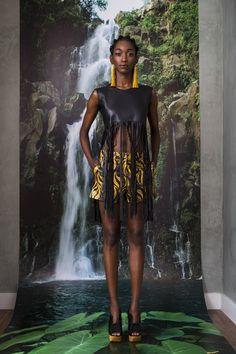 Fashion Rio - Patricia Vieira - Verão 2014