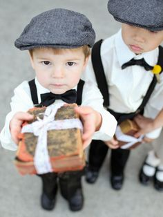 look for the ringbearer? i know eian would look SO CUTE in this!!