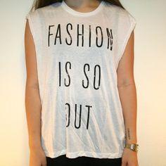 Alfinete Doce - Camiseta Fashion Out