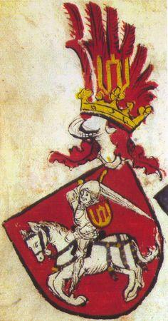 Pogoń - Codex Bergshammar Ip.XVw.