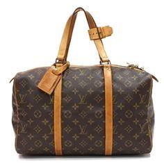 Louis Vuitton Monogram Canvas Sac Souple 35 Handbag - $699.99