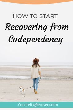 In this blog you will learn what codependency is and how to start recovering from codependency. It helps to have a road map because trying to navigate this alone can be frustrating.. Learn what you can do to heal codependent relationships. #codependency #relationships #codependent #boundaries #addiction