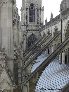 English Gothic Cathedral, York Minster