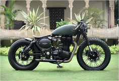 ROYAL ENFIELD 500CC | BY RAJPUTANA CUSTOMS