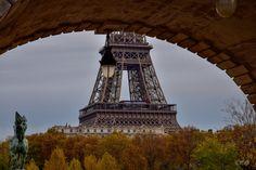 Eiffel Tower - [2048 x 1365] via Classy Bro