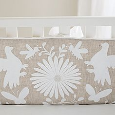 Marlo Three-Piece Crib Set