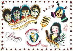#ramones #tattoos #flashday