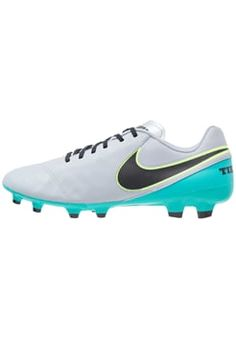 separation shoes ffba6 60142 Nike Performance - TIEMPO GENIO II FG - Chaussures de foot à crampons -  wolf…