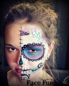 Teen Face Painting Portfolio - Face Fun