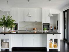 Nice kitchen. Modern Hampton.