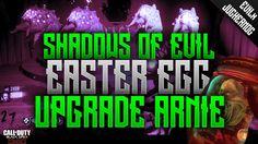 ★ SHADOWS of EVIL ★ UPGRADE LIL ARNIE ❝EASTER EGG TUTORIAL❞ BLACK OPS 3 ...