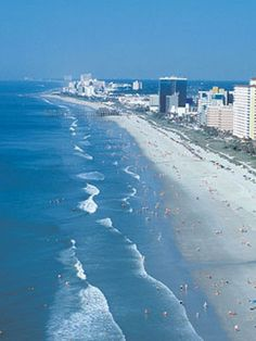 Plan the ultimate #beach trip this #summer by visiting one of these top 10 beaches in the U.S. #travel
