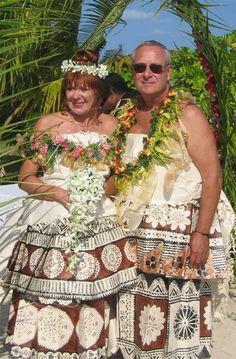 Pacific. Wedding in TAPA