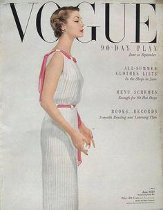 Jean Patchett on Vogue