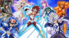 Saint Seiya Omega Wallpaper HD