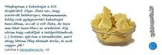 Lukrécia írta Akoma kakaóvajunkról. Snack Recipes, Snacks, Latte, Chips, Food, Snack Mix Recipes, Appetizer Recipes, Appetizers, Potato Chip