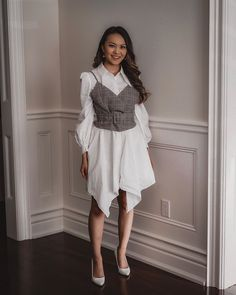 """melissa chau's Instagram profile post: """"Slow fashion has always been something I've believed in—investing in quality pieces that can be worn for years and styled in different…"""" Always Be, Slow Fashion, Different, Investing, Personal Style, Believe, Profile, My Style, Instagram"""