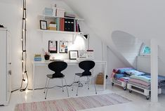A home in Gothenburg, Sweden.  Photo from the real estate agency Alvhem.