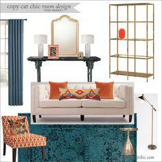 Living room for $1,500 Tess Massey