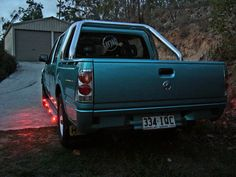 Holden Rodeo, 4x4, Vehicles, Car, Vehicle, Tools