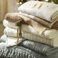 Warm & cozy blankets