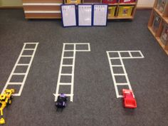 """Start Unplugged! Coding in Early Years"" great article with educational games connecting computational thinking with physical action."