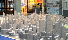 Chicago City Model Sales Office, City Model, Projection Mapping, Chicago City, Models, History, Architecture, Beauty, Home Decor