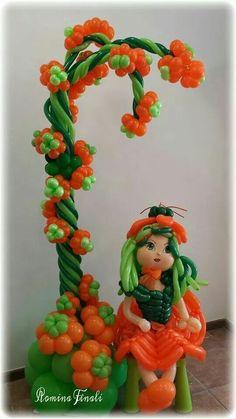 Tree#doll#halloween