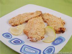 Scopri la ricetta di: Merluzzo croccante marinato allo yogurt