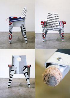Armchair by Boris Bally