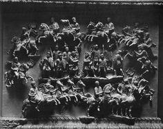 Base della colonna antonina, decursio - Colonna di Antonino Pio