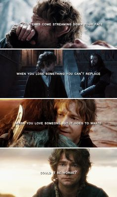 Lights will guide you home And ignite your bones And I will try to fix you #thehobbit