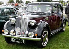 1949 Rover P3