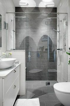 La salle de bain scandinave en 40 photos inspirantes | Decoration ...