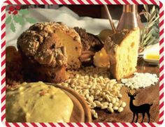 Ain't no Christmas without...A panettone! And in this gift box, our Pandolia with extravirgin olive oil is like a sun, around which the galaxy of our sweetest sweets revolves: the great tuscan chocolate by Amedei, Guido Gobino's gianduiotti, Si.Gi. and Casa Barone jams and the festive tradition of Barbero's nougats.If you want the best.
