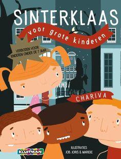 Chariva - Sinterklaas voor grote kinderen (7/8+)
