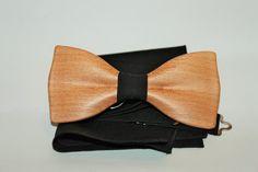 Bow Ties – wooden bow tie, wooden bowtie, wood bow tie – a unique product by…
