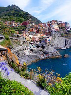 Manarola, Cinque Terre, Liguria, Italy, province of La Spezia