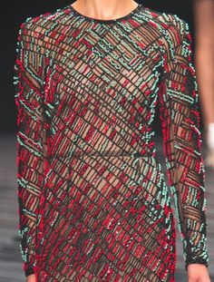 patternprints journal: PRINTS, PATTERNS AND SURFACES FROM NEW YORK FASHION WEEK (WOMAN COLLECTIONS SPRING/SUMMER 2015) / J. Mendel
