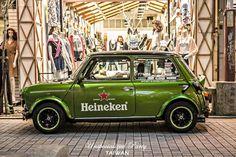 ..._classic mini Mini Cooper S, Mini Cooper Classic, Classic Mini, Classic Cars, Fancy Cars, Cool Cars, Tricycle, Mini Driver, Mini Morris