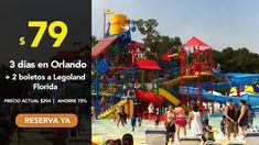 Paquetes de Viaje Economicos a Legoland Florida...