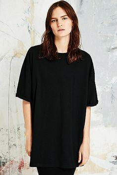 Sparkle & Fade Oversized-Herren-T-Shirt