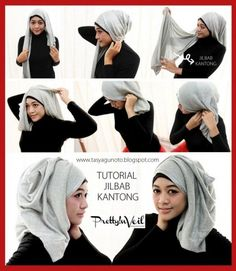 50+ Trendy Hijab Styles Tutorial of 2013 (45)