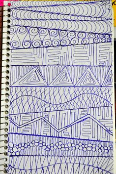 60 May Your Bobbin Always Be Full: Sketch Book......Divide and Conquer