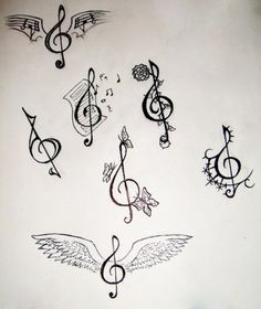 a picture to show  how music expresses the soul